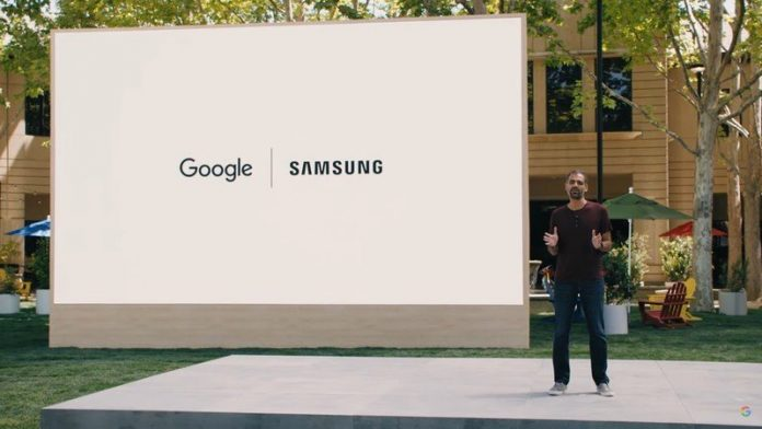 Samsung and Google are getting cozy, but it's not all sunshine and rainbows