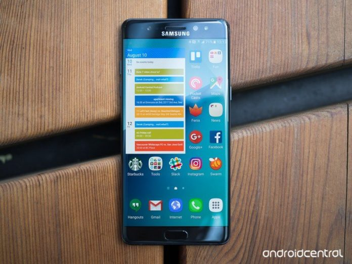 Recalling the Galaxy Note 7, five years on