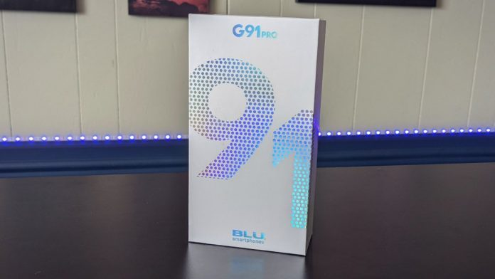 BLU G91 PRO review