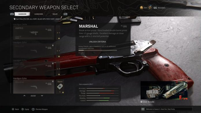 How to unlock the Marshal in Call of Duty: Warzone