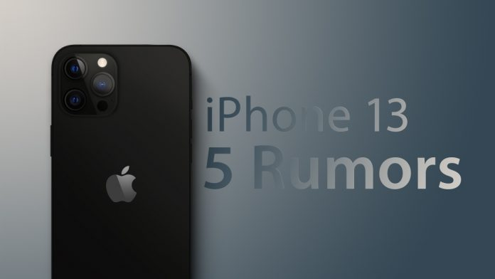 Five iPhone 13 Rumors You May Have Missed
