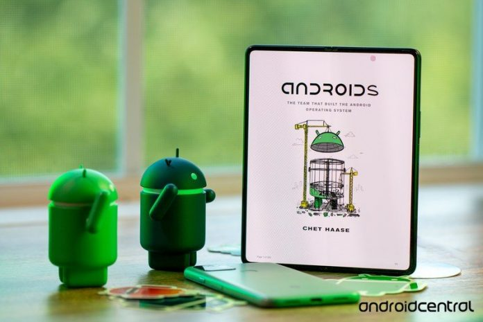 Androids by Chet Haase gives a fascinating behind-the-scenes look at the OS