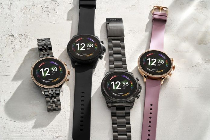 Fossil's new Gen 6 is the first Snapdragon Wear 4100+ smartwatch