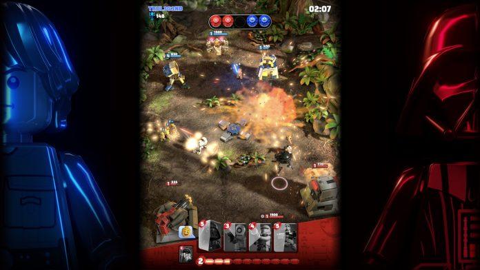 LEGO Star Wars Battles Coming Soon to Apple Arcade