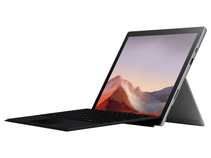 We can't believe how cheap the Surface Pro 7 is at Best Buy today