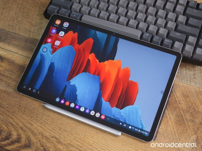 The Galaxy Tab S7 is the best Android tablet you can buy right now