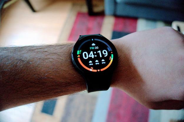 Samsung Galaxy Watch 4 feature image..