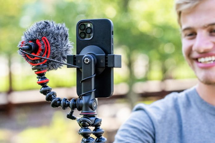 Joby's new iPhone camera accessories have MagSafe built in