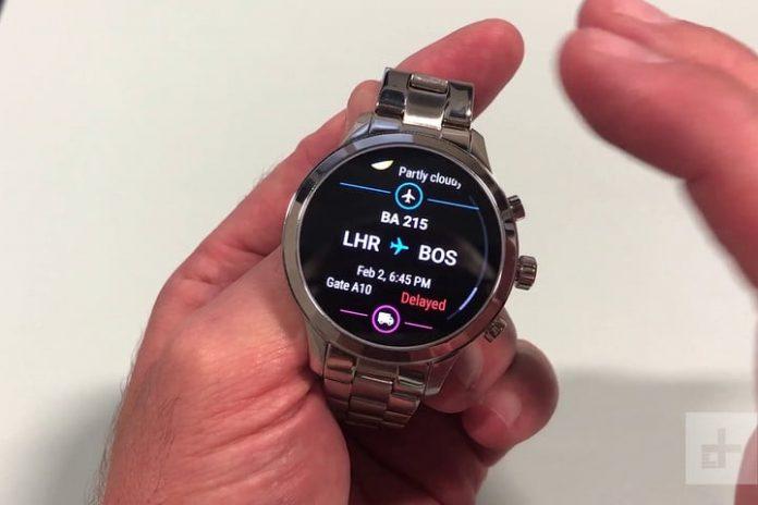Upcoming Fossil Gen 6 swartwatch won't run Wear OS 3 until 2022