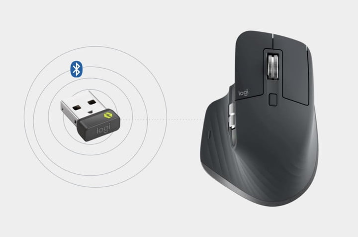 Logi Bolt is a new wireless connection standard designed by Logitech to connect business mice and keyboards.