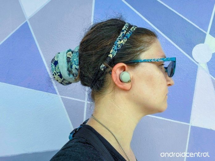 Block out the world around you with these ANC wireless earbuds