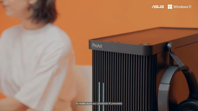 The new Asus ProArt desktop and motherboard look perfect for creators