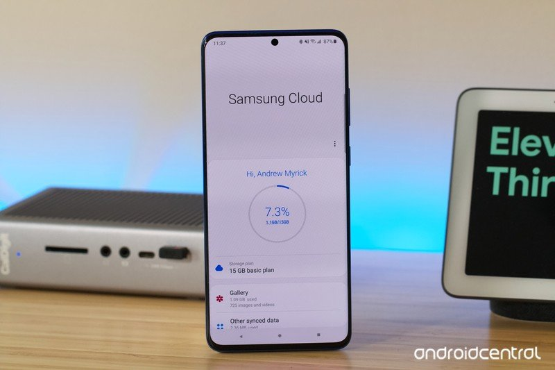 Samsung is shutting down photo backups. Here's how to move them!