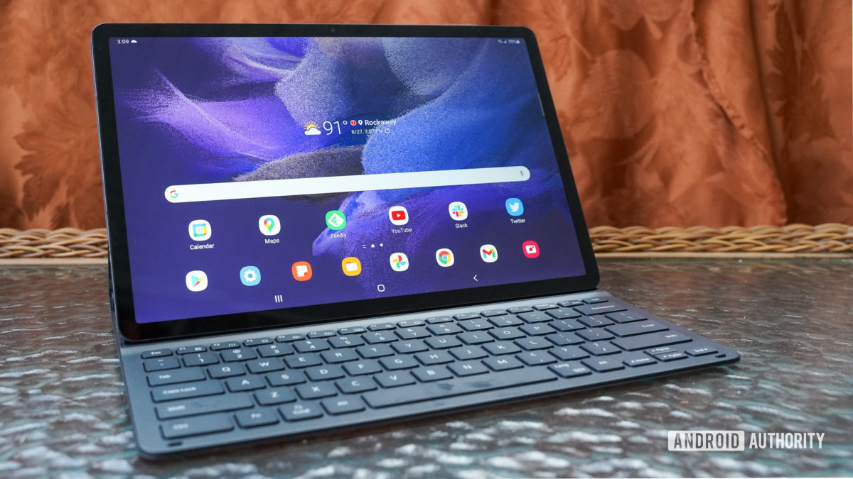 Samsung Galaxy Tab S7 FE review: Pretty, but underpowered