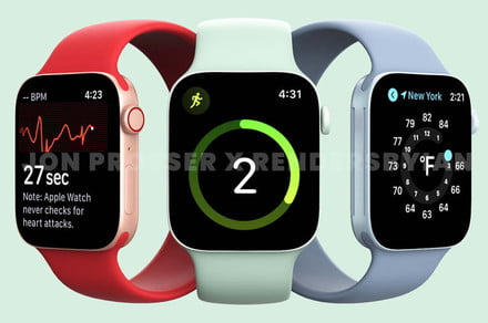 Apple Watch Series 7 set to launch in limited quantities alongside iPhone 13