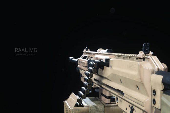 The best RAAL loadouts in Call of Duty: Warzone