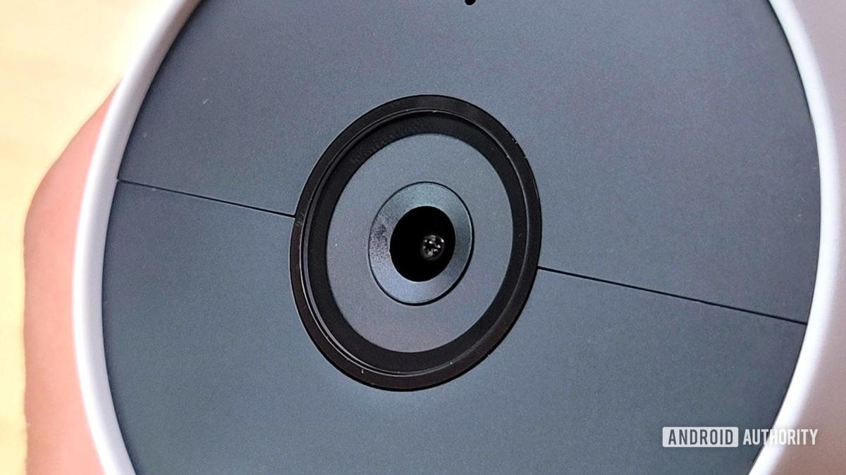 Google Nest Cam Review 2021 Lens