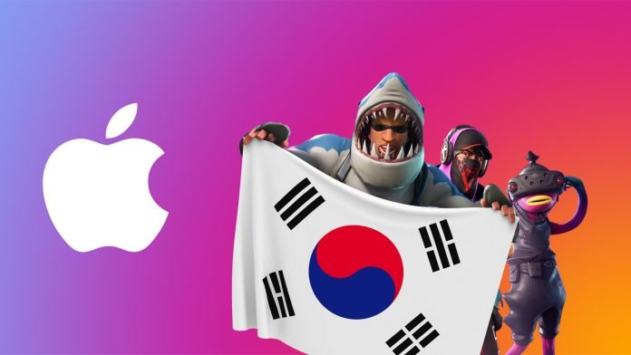 Epic Games Asks Apple to Restore Fortnite in South Korea Following Ban on In-App Purchase Requirement