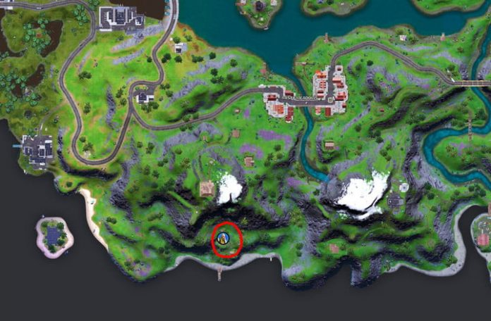Fortnite challenge guide: Activate a rift after purchasing it from a character