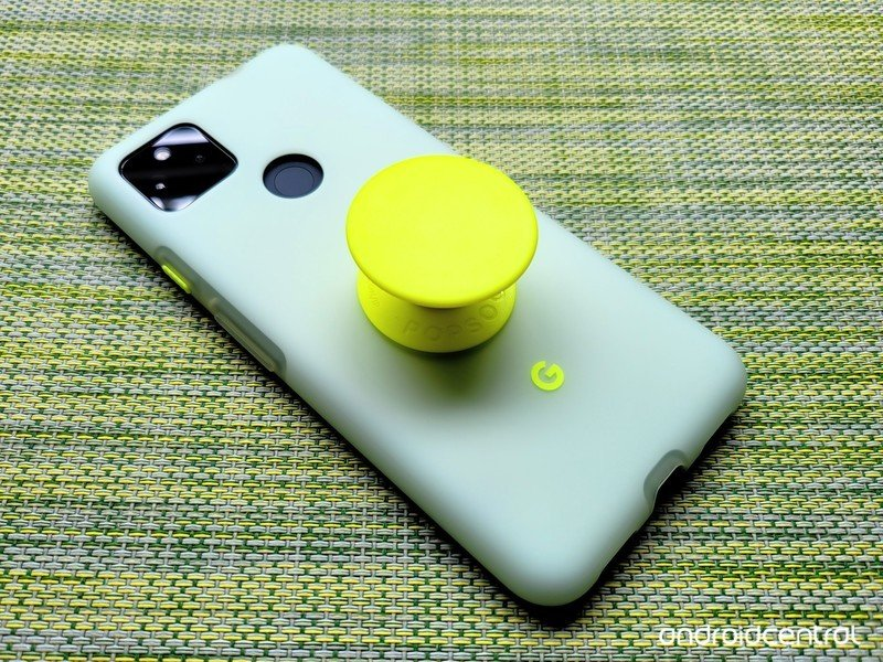 google-pixel-5a-google-case-with-neon-ye