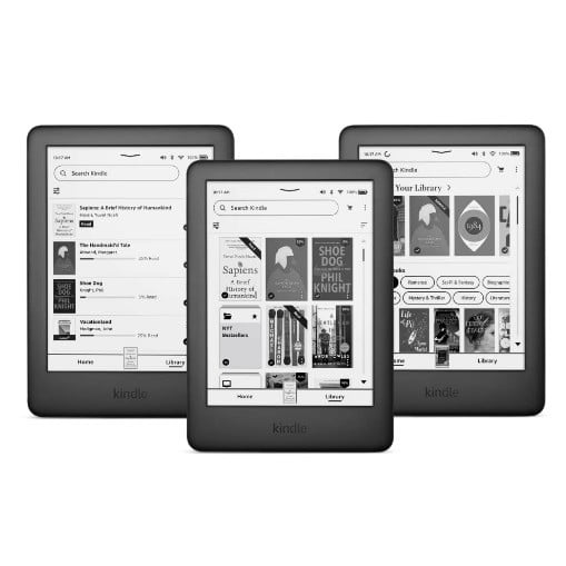 Amazon's major Kindle software update aims for smoother reading experience