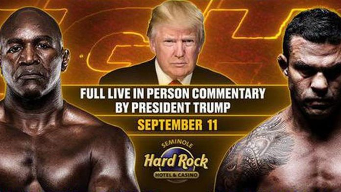 How to watch Holyfield vs Belfort: Live stream featherweight boxing online