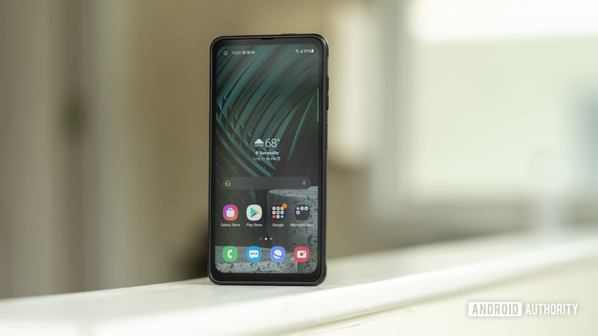 Samsung Galaxy XCover Pro review: Form over function
