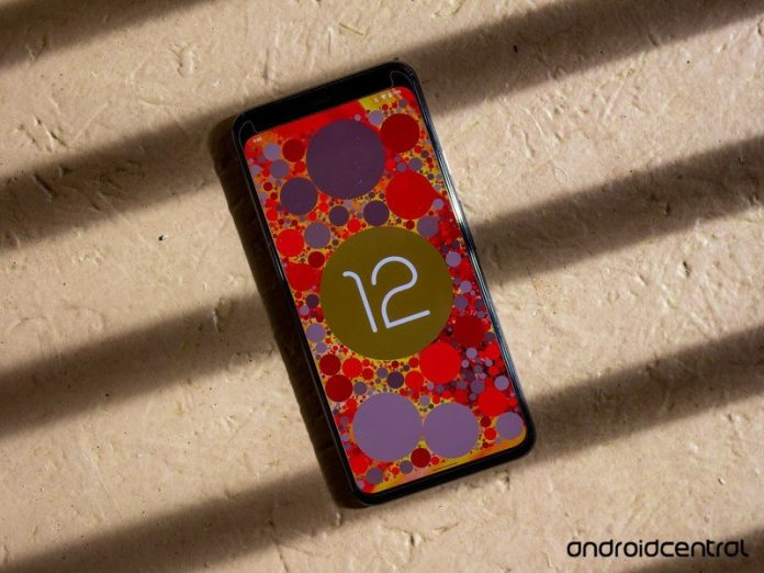Android 12 official launch could take place in early October