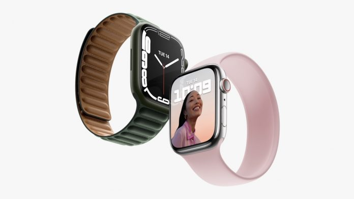 Apple Unveils Apple Watch Series 7 Featuring Larger Screen Sizes From $399