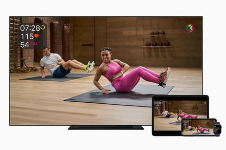 Apple Fitness+now lets you workout with your friends