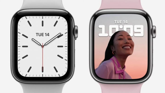 New Apple Watch Series 7 has a 20% larger screen that's much brighter indoors