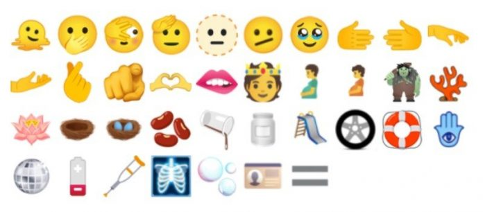 Colorful new emoji are set to arrive on Android and other platforms