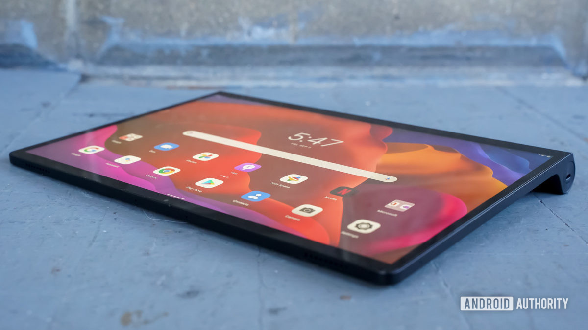 Lenovo Yoga Tab 13 review: Redesigning the premium Android tablet