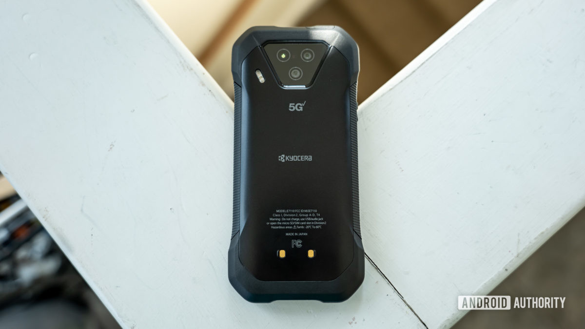 Kyocera Duraforce Ultra review: The premium flagship of rugged phones?