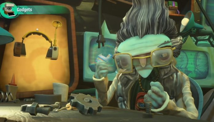 Psychonauts 2: How to use the Thought Tuner