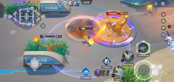 How to level up fast in Pokémon Unite on Android