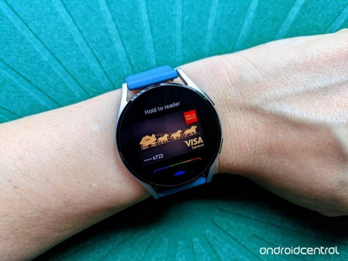 How to set up Google Pay on your Samsung Galaxy Watch 4