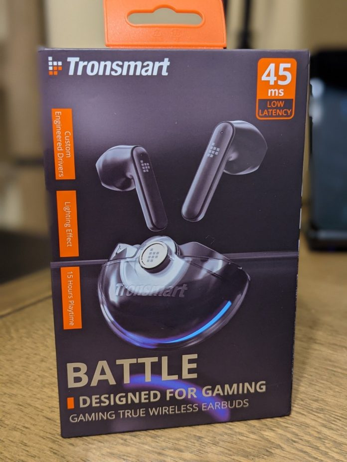 Tronsmart Battle Gaming earbuds review