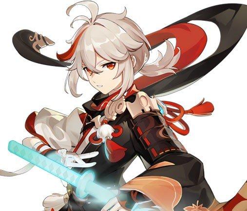 genshin-impact-characters-kaedehara-kazu
