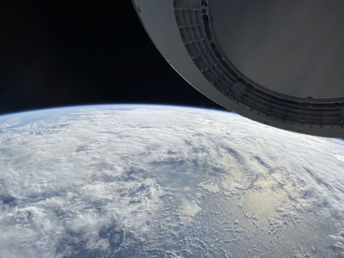 iPhone in space: SpaceX crew shares Earth image shot on Apple's handset
