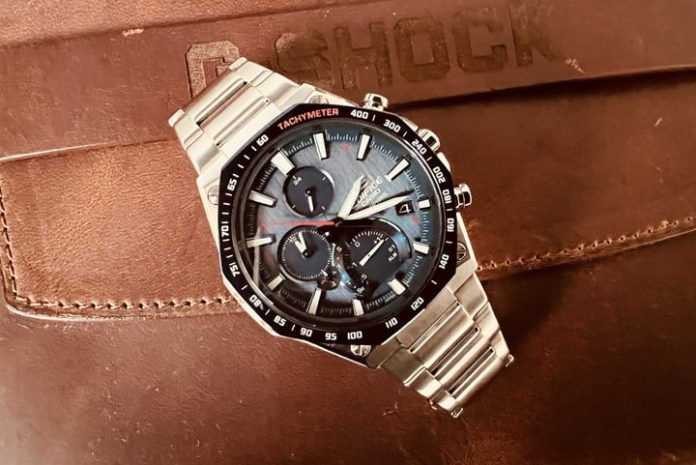 One crucial element stops the Casio Edifice EQB-1100 from taking on a G-Shock