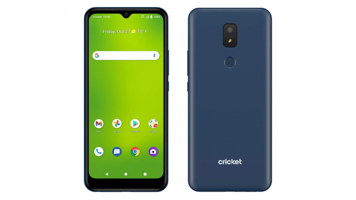 Cricket's latest phone is the $90 Icon 3