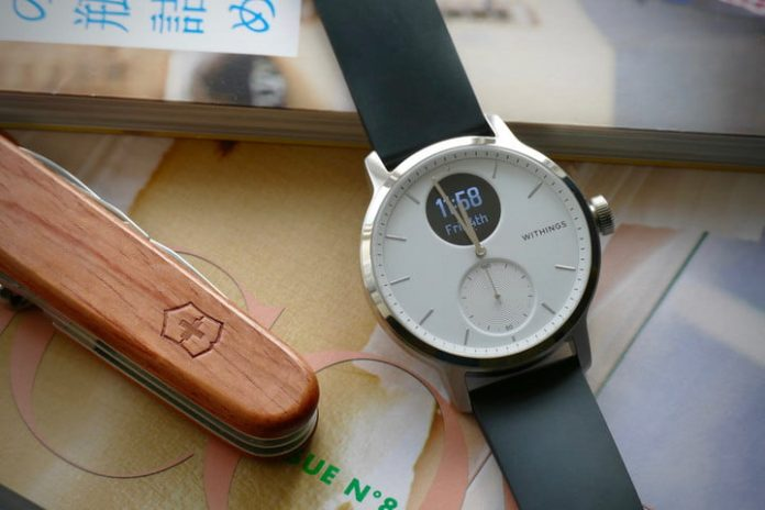 Finally, you'll be able to buy the Withings ScanWatch in the U.S. this November
