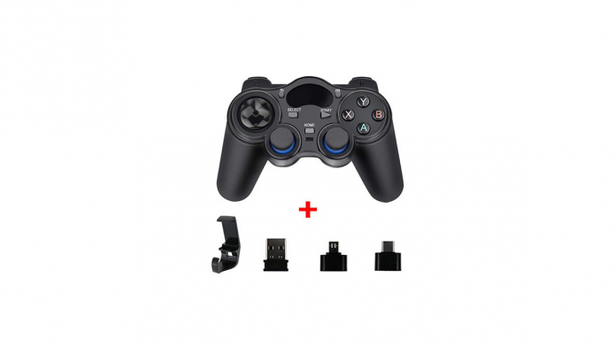 Just $25, this 2.4GHz controller pairs with phones, consoles, and more