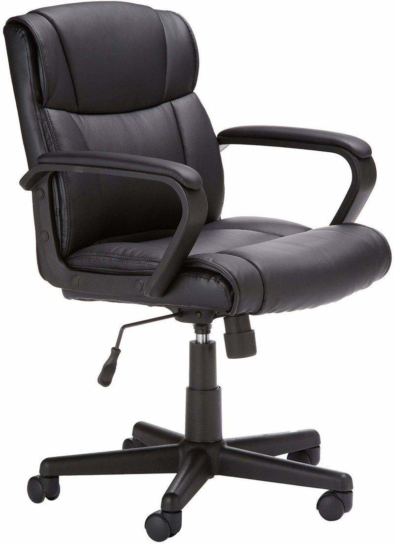 amazon-basics-classic-leather-office-des