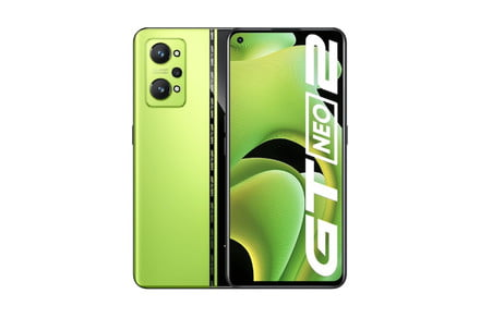 Realme GT Neo 2 packs Snapdragon 870, 120Hz display for just $425