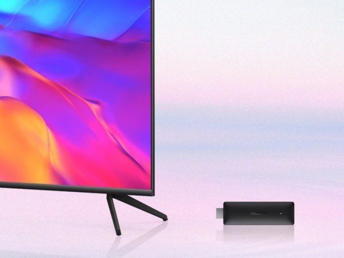 Realme launches 4K Smart Google TV stick in India