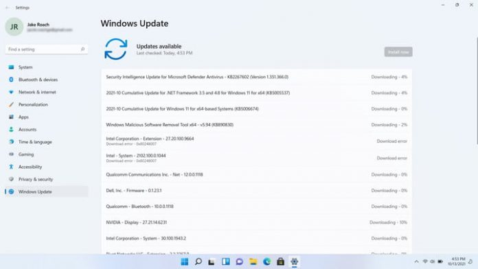 Unsupported Windows 11 installs are getting updates after all
