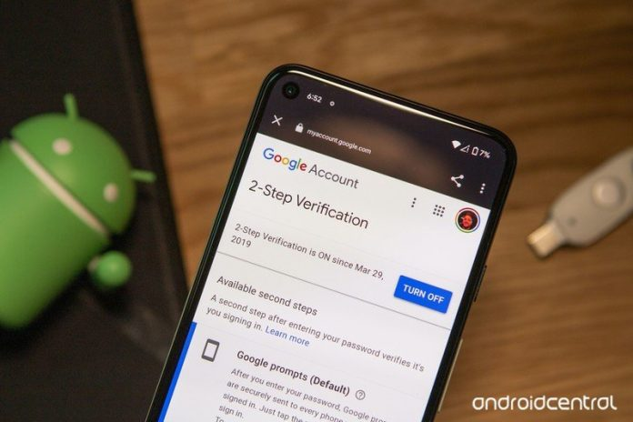 Make sure you're at least using 2FA on your Google account